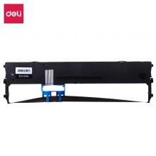 得力(deli)DLS-620K針式打印機黑色色帶(適用DE-620K、DE-628K、DL-625K、DL-930K)