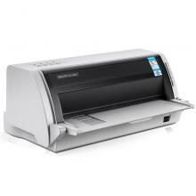 得力(deli)DL-690K 针式打印机发票/单据/快递单打印机(110列平推式)