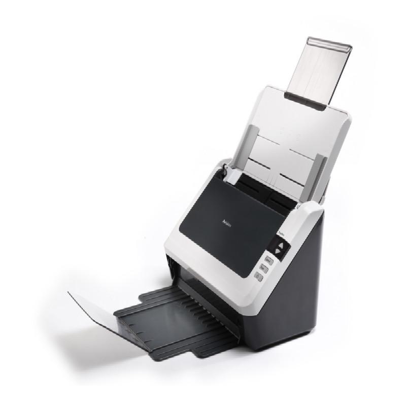 虹光AW1220 馈纸式扫描仪 扫描幅面 A4 光学分辨率(dpi) 600扫描速度30页/min