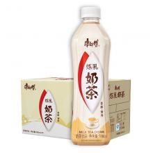康师傅 奶茶饮料 炼乳味500ml*15瓶 整箱装