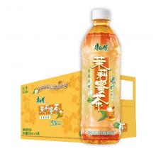 康师傅 茉莉蜜茶 茶饮料500ml*15瓶 整箱装