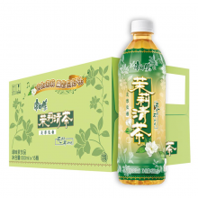 康师傅 茉莉清茶 茶饮料 500ml*15瓶 整箱装