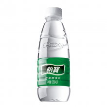 怡宝 饮用水 纯净水350ml*24瓶 整箱装