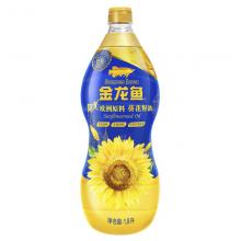 金龙鱼 阳光葵花籽油1.8L