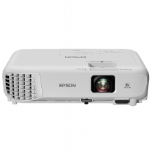 爱普生(EPSON)CB-W05 投影仪 高清家用 办公便携投影机
