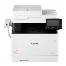 佳能MF735CX 彩色激光打印机激光多功能一体机 官方标配(主机+随机硒鼓1套+电源线+随机配件)