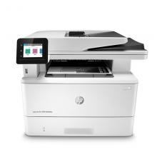 惠普(HP)打印机M429fdw A4黑白激光多功能一体机有线无线网络双面办公
