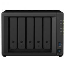 群晖(Synology)DS1019+ 5盘位NAS网络存储服务器+8T酷狼硬盘*4块