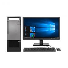 联想T4900v服务器I7-8700/16G/2T+256G固态/2G/W10/23.8显示屏