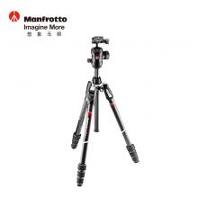 曼富图(Manfrotto)MKBFRTC4GT-BH BefreeGT碳纤维4节球型云台三脚架套装