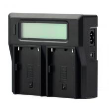 沣标(FB)BP-U90相机电池液晶双充适用索尼Z280/FS7M2/Z190/X280专业摄像机