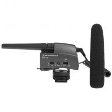 森海塞尔(SENNHEISER)MKE 400 摄像机麦克风(话筒)DV单反新闻影视采访微电影婚庆跟拍视频拍摄枪式麦