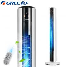 格力(GREE)家用塔扇负离子节能电风扇遥控定时落地扇摇头无叶风扇FL-09X62Bhc 遥控款