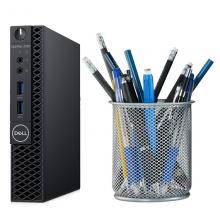 戴尔(DELL)Optiplex 3060MFF微型台式机电脑 商用迷您小机箱