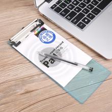 晨光(M&G) ADM94513票据式透明A6记事板写字板 办公垫板文具用品A6(颜色随机)