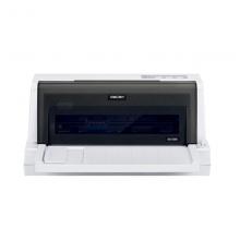 得力(deli)DL-610K针式打印机(白灰)