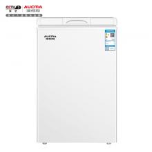 澳柯玛(AUCMA)100升 冷藏冷冻转换冷柜迷你变温家用母乳小冰箱小冰柜BC/BD-100H(NE)
