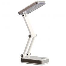 得力(deli)3676台灯折叠便携式可充电悦彩台灯宿舍书桌写字台灯学生阅读学习节能台灯颜色随机
