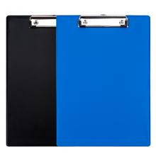 广博(GuangBo) PVC全包胶A4书写垫板 文件夹板 办公用品颜色随机单个装WJ6110