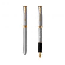 派克(PARKER)  卓尔钢杆金夹钢笔/墨水笔