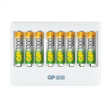 超霸5号充电电池1300mAh