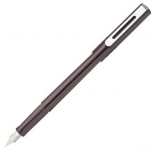 英雄(HERO)咖色铱金钢笔学生练字墨水笔 1203