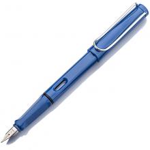 英雄(HERO)钢笔359 正姿 天蓝色 F尖薄厚片工艺学生练字钢笔铱金钢笔签字笔