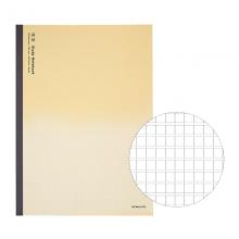 国誉(KOKUYO)设计本 作文学习本 300格 B5/40页 1本装WCN-DNB54-G4