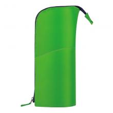 国誉(KOKUYO)笔袋笔盒·NEOCRITZ-R200×95×60mm黄绿大号1个装WSG-PC13-YG2