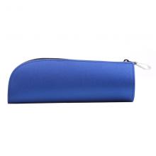 国誉(KOKUYO)简约铅笔袋/文具袋/收纳袋 WILL STATIONERYACTIC标准型蓝色F-WBF115B
