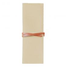 国誉(KOKUYO)文具手工制笔袋 可收纳约6支笔米色200*75*10mmTPC0003-C1个装