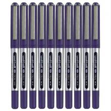 三菱(UNI)UB-150 全液式耐水性笔 0.5mm 蓝色 10支盒