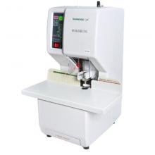 三木SZ-9027激光定位自动财务凭证装订机 电动打孔机