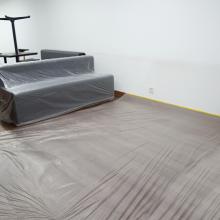 北极熊(Polar bear) 和纸喷漆遮蔽膜 2700mm*15m 3卷装 地面家具装修保护膜 美纹纸胶带 MK-8043