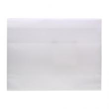 晨光(M&G)文具A4经济型透明一体化自粘包书皮包书套(带标签贴) 5张/包