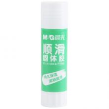 晨光(M&G)文具21g顺滑强黏性固体胶  PVA胶棒 办公学习手工固体黏胶 12个/盒ASGN7104