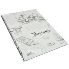 晨光(M&G)文具8K/50页素描本 侧翻硬面彩铅绘画本 美术专用速写本 单本装APYMN135