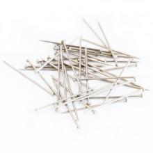得力(deli)3#镀镍大头针 服装裁剪定位针 100克/筒