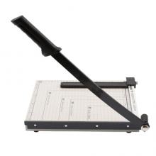 广博(GuangBo)300*250mm(可切A4纸)钢质切纸刀裁纸刀裁纸机