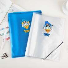 广博(GuangBo)20页245*320mm 资料册学生档案册迪士尼唐老鸭蓝色单个装