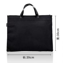 广博(GuangBo)手提资料袋/文件袋/办公收纳用品 黑
