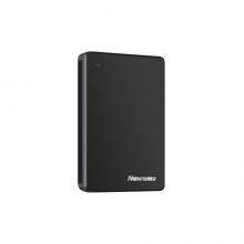 纽曼(Newsmy)480GB Type-c USB3.1固态移动硬盘(PSSD)小清风金属版1.8英寸 黎明黑