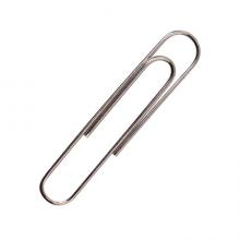 益而高(EaGLE)银色回形针50mm 金属曲别针 50枚/盒 EG-8D