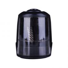 益而高(EaGLE)滚刀式电动削笔器电动卷笔刀 USB接口供电/电池供电 黑色 E5121