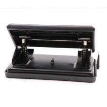 益而高(EaGLE)标准II型打孔机双孔 办公型打孔器带刻度 红/绿/蓝/颜色随机 837S