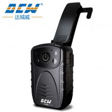 达城威 DSJ-D1 Pro专业执法记录仪随身1296p高清红外夜视激光定位便携式现场安防用品(128G)