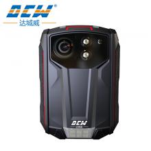 达城威DSJ-V7 执法记录仪1440P高清电子防抖12小时持续录像内置128G版+自动采集管理系统(上门服务)