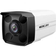 水星 MERCURY 摄像头400万H.265+室外监控poe供电红外50米夜视高清监控设备摄像机MIPC414P 焦距6mm