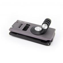 PGYTECH OSMO ACTION配件运动相机GOPRO背带固定座灵眸转接飞宇Pocket背包夹 运动相机背带固定座