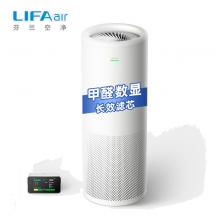 LIFAair 空气净化器家用 加强除甲醛数显 加强除异味 除二手烟PM2.5 除过敏源 LA500
